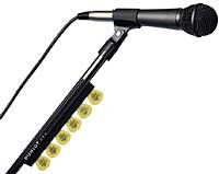 Dunlop 5010 Microphone Stand Pickholder, 7' Inches