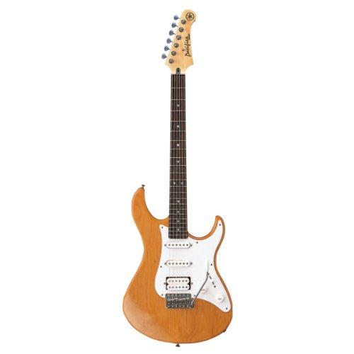 Yamaha Pacifica Series PAC112J Electric Guitar; Natural
