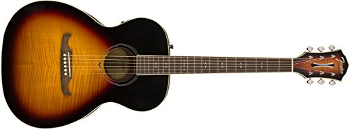 Fender FA-235E Concert Body Style Acoustic Guitar - Rosewood...