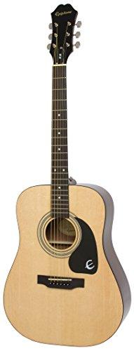 Epiphone Songmaker DR-100, Dreadnought Acoustic Guitar - Natural