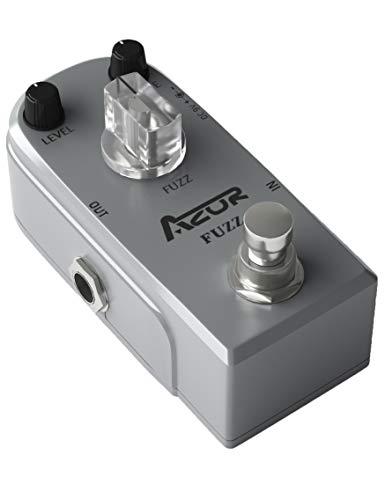 AZOR Fuzz Mini Guitar Effect Pedal Classic Fuzz Pedal True Bypass...