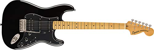 Squier by Fender Classic Vibe 70's Stratocaster Electric Guitar - HSS...