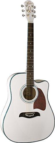 Oscar Schmidt 6 String OG2CE Dreadnought Acoustic Electric Guitar....