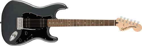 Squier by Fender Affinity Series Stratocaster HH, Indian Laurel...