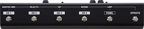 BOSS Amplifier Foot Controller (GA-FC) , Black