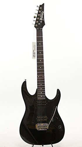 Ibanez 6 String Solid-Body Electric Guitar, Right Handed, Black...