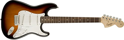 Fender Squier by Fender Affinity Series Stratocaster Electric Guitar -...