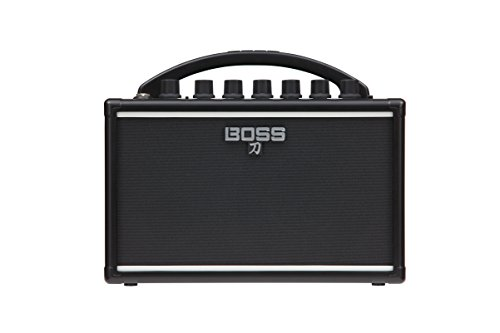 BOSS Katana Compact 7-Watt Guitar Amplifier (KTN-Mini) , Black