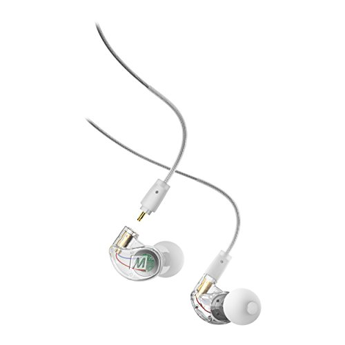 MEE audio M6 PRO Musicians' In-Ear Monitors with Detachable Cables;...