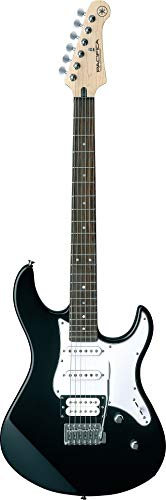 Yamaha Pacifica Series PAC112V Electric Guitar; Black
