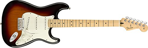Fender Player Stratocaster Electric Guitar - Maple Fingerboard - 3...
