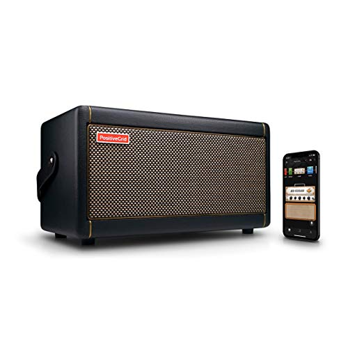 Positive Grid Spark Guitar Amplifier, Electric, Bass and Acoustic...
