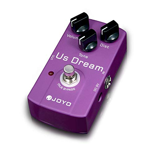 Joyo JF-34 US Dream Distortion Guitar Pedal