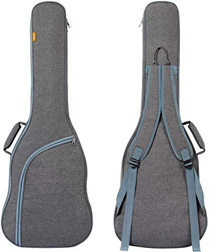 CAHAYA Electric Guitar Bag Padded Electric Guitar Gig Bag Case 0.35in...