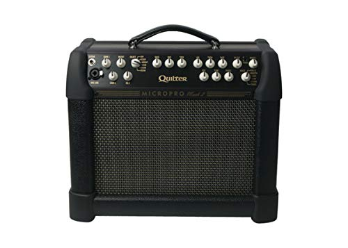 Quilter Labs Guitar Amplifier Cabinet, Black (Mach2-COMBO-8)