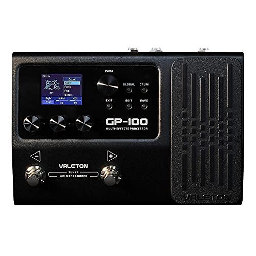 Valeton GP-100 Guitar Bass Amp Modeling IR Cabinets Simulation Multi...