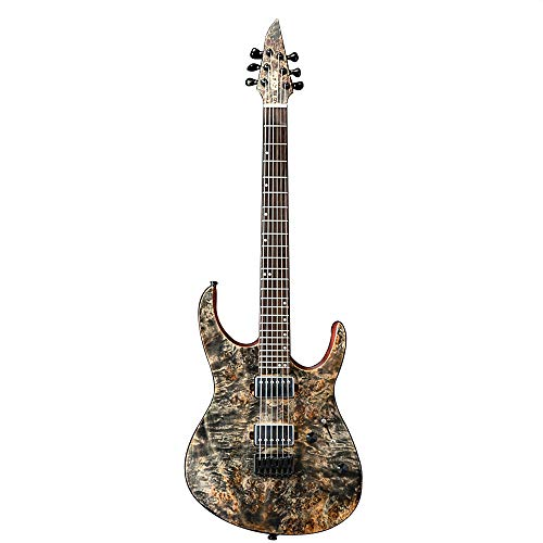 EART EXPLORER-1 Electric Guitar 6 String Right Solid-Body Electric...