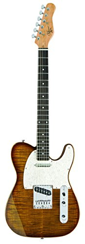 Michael Kelly 1953 Guitar in Caramel Burst