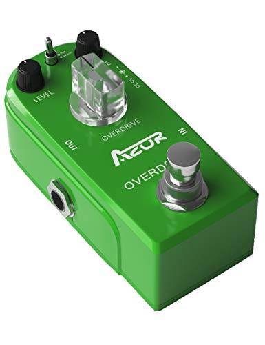 AZOR Mini Pedal Drive Classical Overdrive Guitar Effect Pedal True...