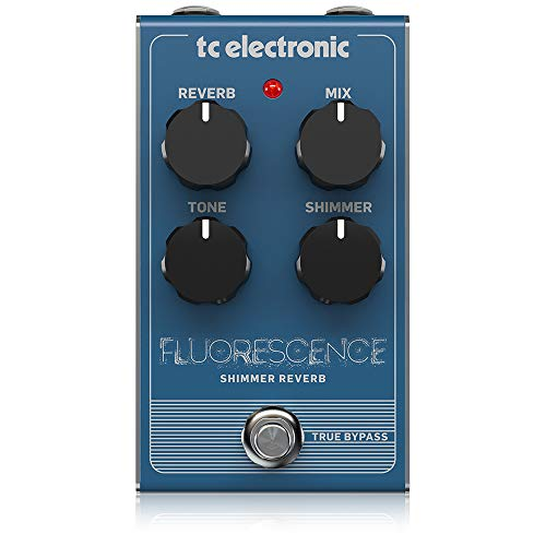 TC Electronic Electric Guitar Single Effect (Fluorescence Shimmer...
