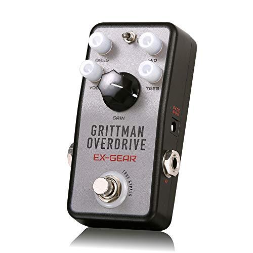 EX GEAR Grittman Overdrive Guitar Effects Pedal