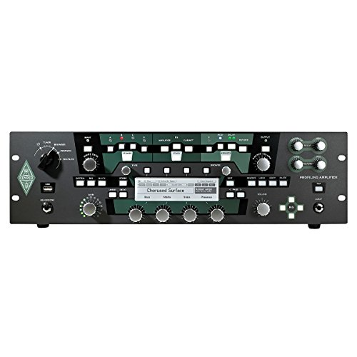 Kemper Profiler Rack Rackmount Guitar Amplifier
