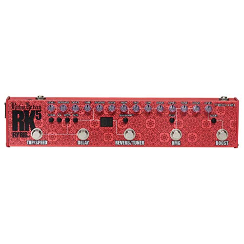 Tech 21 Richie Kotzen RK5 Signature Fly Rig V2 Multi-Effects Pedal