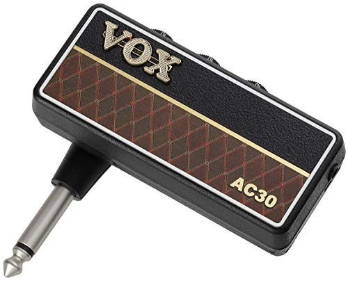 VOX AP2AC amPlug 2 AC30 Guitar/Bass Headphone Amplifier