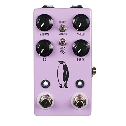 JHS Emperor V2 Analog Chorus with Tap Tempo Guitar Effects Pedal