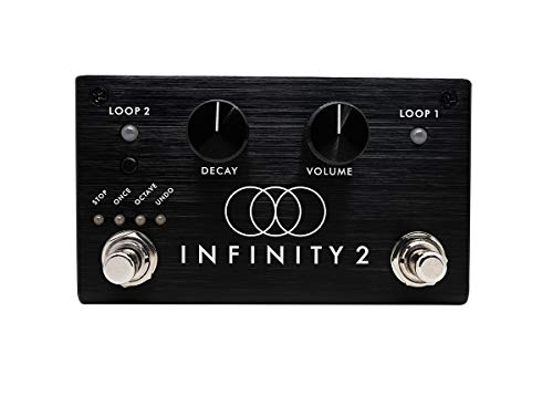 Pigtronix Infinity 2 Double Looper Pedal