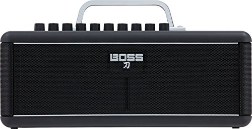 BOSS Katana 30-Watt Guitar Amplifier (KTN-AIR) , Black
