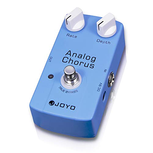 JOYO Analog Chorus Pedal Circuit-Chorus Classic BBD Fresh and...