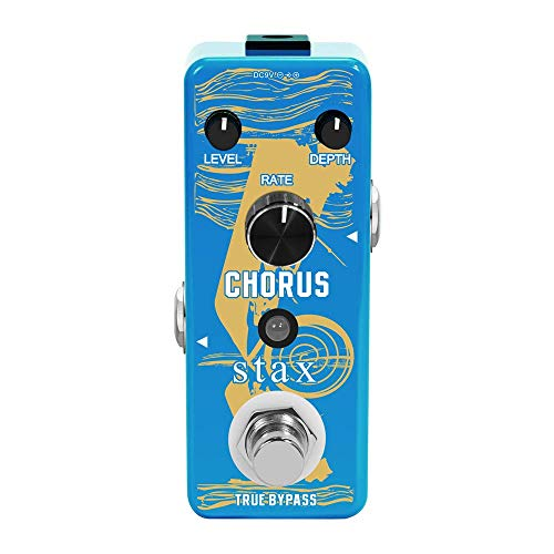 Stax Guitar Chorus Pedal Analog Chorus Effect Pedals For Electric...