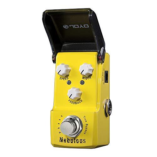 JOYO Nebulous Classic Analogue Phaser Phase Mini Pedal for Electric...