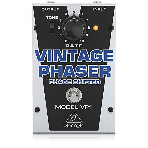 Behringer Vintage Phaser VP1 Authentic Vintage-Style Phase Shifter...