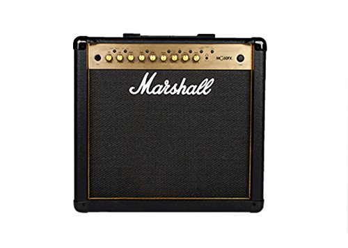 Marshall Amps Guitar Combo Amplifier (M-MG50GFX-U)