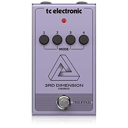 TC Electronic Electric Guitar Single Effect (3RD DIMENSION CHORUS)