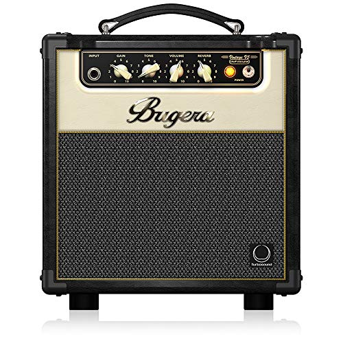 BUGERA V5 5-Watt Class Amplifier Combo with Infinium Tube Life...
