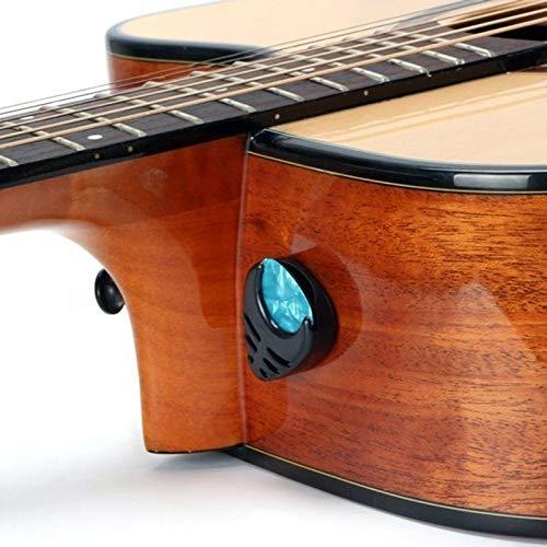 Lesun Guitar Picks & Guitar Pick Holder Easy to Paste on the Guitar...