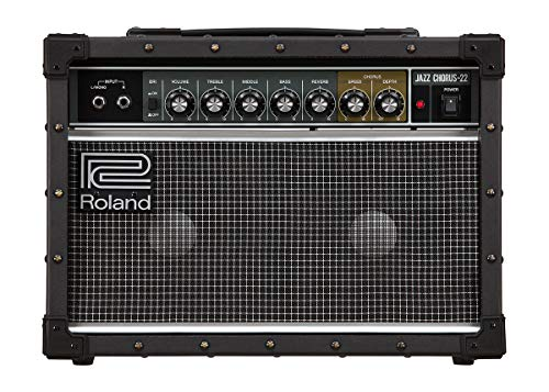 Roland JC-22 Jazz Chorus 40-Watt Guitar Amplifier with Two 6.5-Inch...