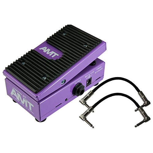 AMT WH-1 Japanese Girl Wah Wah Pedal w/ 2 Cables