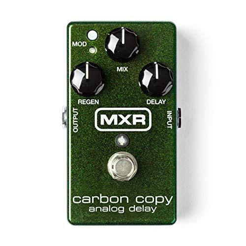 MXR Carbon Copy Analog Delay Guitar Effects Pedal (M169)
