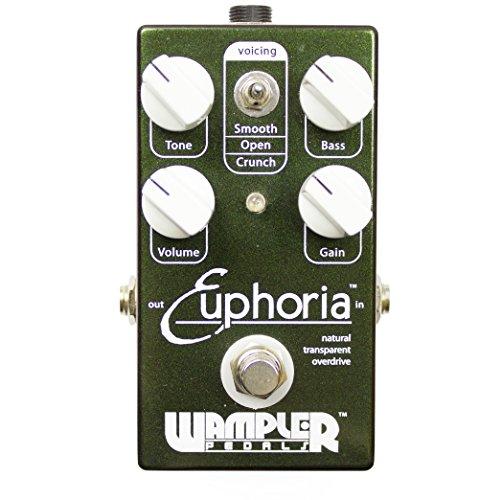 Wampler Pedals Euphoria Overdrive Effects Pedal