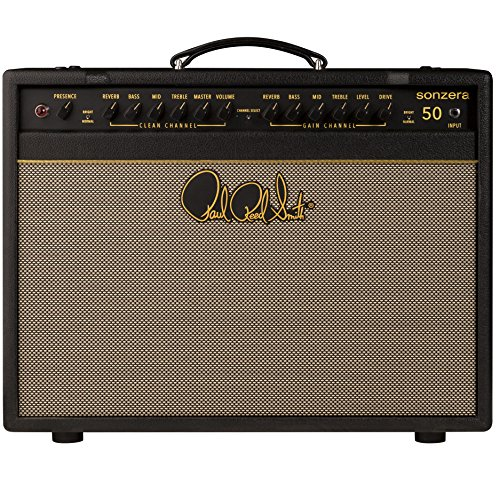 PRS Paul Reed Smith Sonzera 1x12' Combo Amplifier, 50 Watts