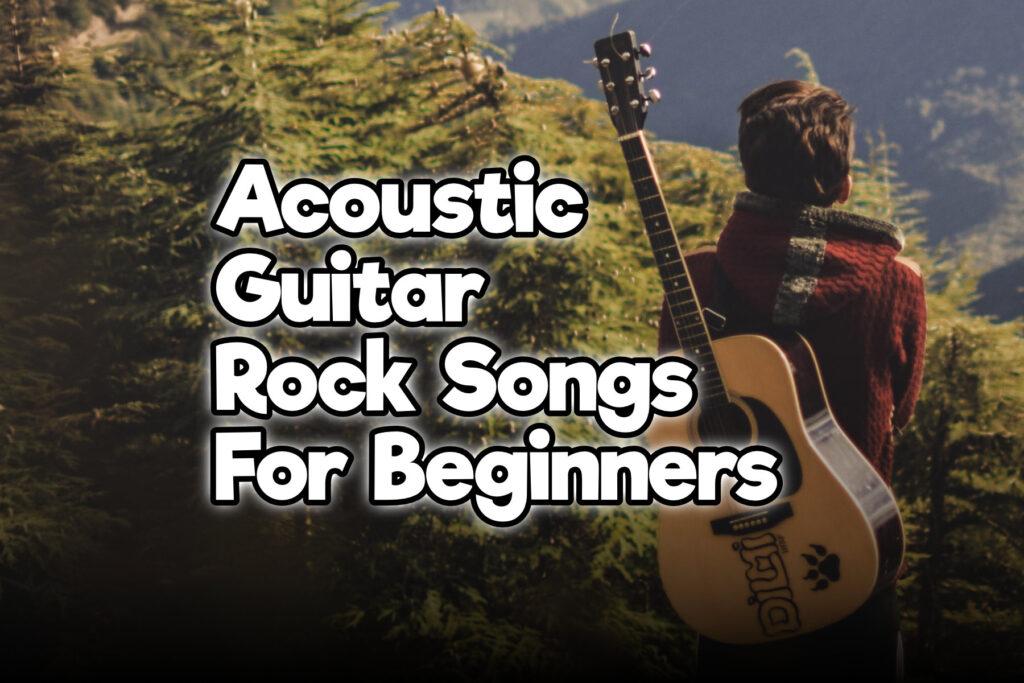 Great guitar rock songs